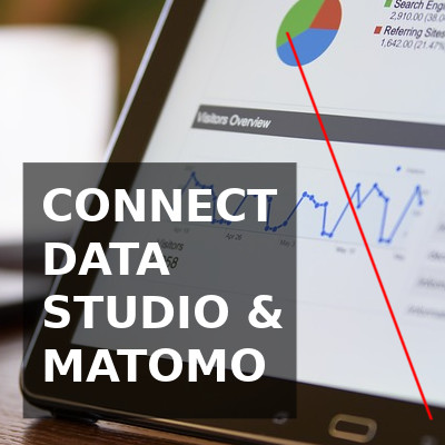 Connect Matomo to Google Data Studio